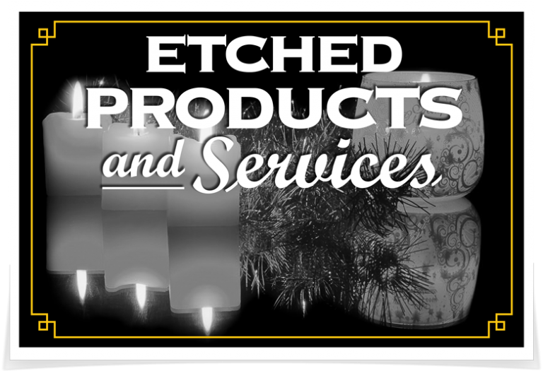 Kotecki Etched Products and Services